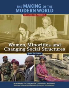 Women, Minorities, and Changing Social Structures, Hardback Book
