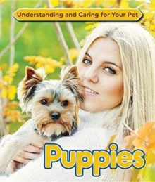 Puppies, Hardback Book