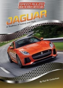 Jaguar : A Tradition of Luxury and Style, Hardback Book