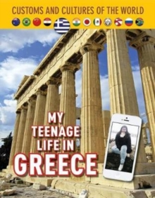 My Teenage Life in Greece, Hardback Book