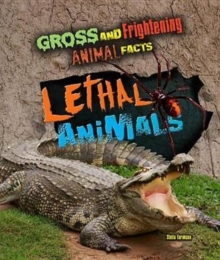 Lethal Animals, Hardback Book