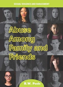Abuse Among Family and Friends, Hardback Book