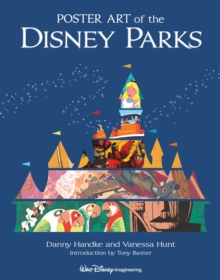 Poster Art of the Disney Parks, Hardback Book