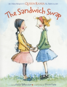 The Sandwich Swap, Hardback Book