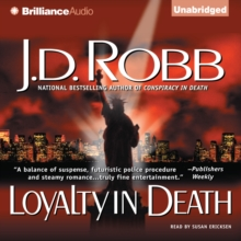 Loyalty in Death, eAudiobook MP3 eaudioBook