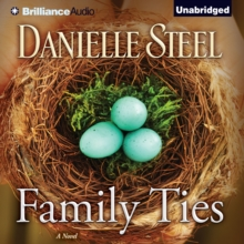 Family Ties : A Novel, eAudiobook MP3 eaudioBook
