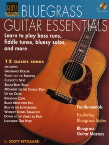 Bluegrass Guitar Essentials, Paperback / softback Book