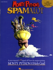 Monty Python's Spamalot (Easy Piano/Vocal), Paperback Book