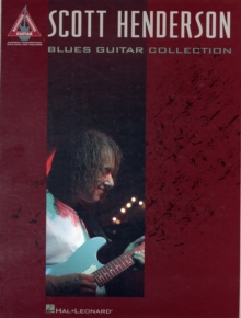 Scott Henderson : Blues Guitar Collection (Tab), Paperback Book