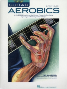 Troy Nelson : Guitar Aerobics (Book & CD), Paperback Book
