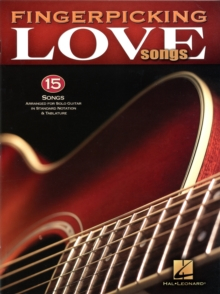 Fingerpicking Love Songs, Paperback Book