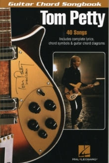 Guitar Chord Songbook : Tom Petty, Paperback / softback Book