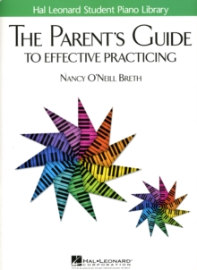 The Parent's Guide to Effective Practicing, Wallchart Book