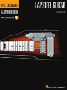 Hal Leonard Guitar Method : Lap Steel Guitar (Book/Online Audio), Paperback Book