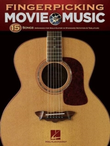 Fingerpicking Movie Music, Paperback Book