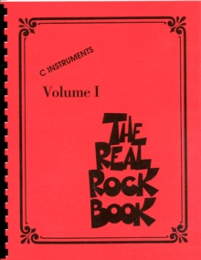 The Real Rock Book - Volume I, Book Book