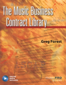 The Music Business Contract Library, Mixed media product Book