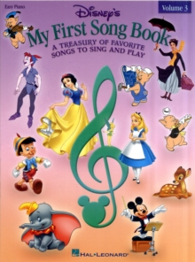 Disney's My First Songbook : Volume 3 - Easy Piano, Paperback / softback Book