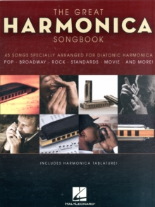 The Great Harmonica Songbook, Paperback / softback Book