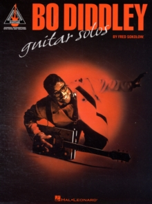 Bo Diddley : Guitar Solos, Paperback / softback Book