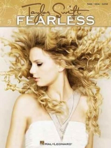 TAYLOR SWIFT FEARLESS PVG, Paperback Book
