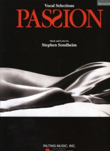 Passion : Vocal Selections, Paperback / softback Book