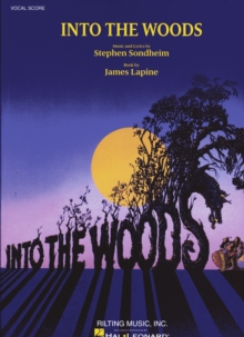 Stephen Sondheim : Into The Woods - Vocal Score, Paperback / softback Book