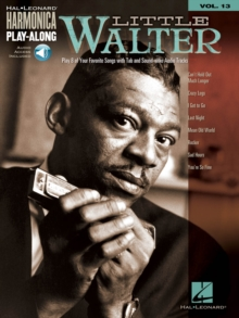 Harmonica Play-Along : Little Walter Volume 13, Paperback Book