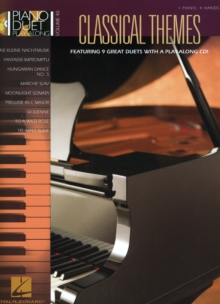 Piano Duet Play-Along Volume 40 : Classical Themes, Paperback / softback Book
