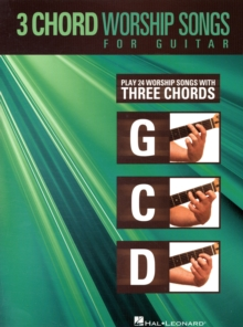 3 Chord Worship Songs for Guitar, Paperback Book