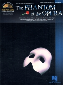 Piano Play-Along Volume 83 : Phantom Of The Opera, Paperback Book