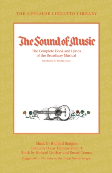 Sound of Music, Paperback Book