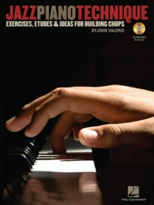 John Valerio : Jazz Piano Technique, Paperback / softback Book