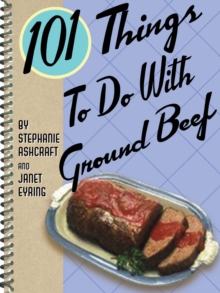 101 Things to Do with Ground Beef, EPUB eBook