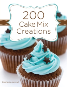 200 Cake Mix Creations, EPUB eBook