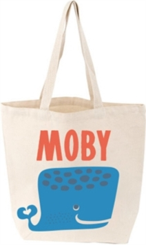 Moby Tote Bag, Other printed item Book