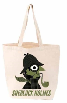 Sherlock Tote, Other printed item Book