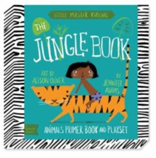 The Jungle Book : Animals Primer Board Book and Playset, Board book Book