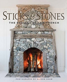 Sticks & Stones : The Designs of Lew French, Hardback Book
