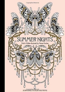 Summer Nights : Artist's Edition, Paperback Book