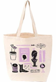 Littlelit Tote Little Women Babylit, Other printed item Book