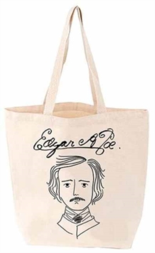Edgar Allan Poe Babylit Tote, Other printed item Book