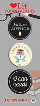 Young Reader 3 Badge Set,  Book