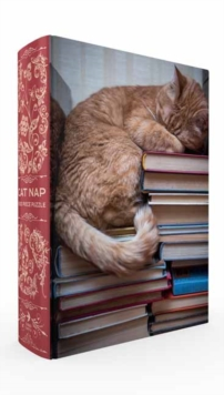 Cat Nap Book Box Puzzle, Other printed item Book