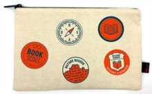 Reading Merit Badges Pencil Pouch, Other printed item Book