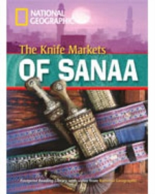The Knife Markets of Sanaa + Book with Multi-ROM : Footprint Reading Library 1000, Mixed media product Book