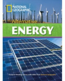 Alternative Energy + Book with Multi-ROM : Footprint Reading Library 3000, Mixed media product Book