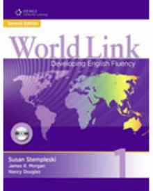World Link 1 with Student CD-ROM : Developing English Fluency, Mixed media product Book