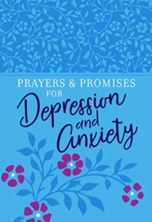 Prayers & Promises for Depression and Anxiety, Book Book
