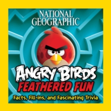 Angry Birds : Feathered Fun, Paperback / softback Book